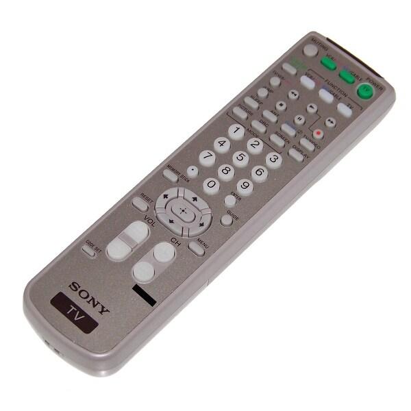 OEM Sony Remote Control Originally Shipped With: KD30XS955, KD-30XS955, KD32XS945, KD-32XS945