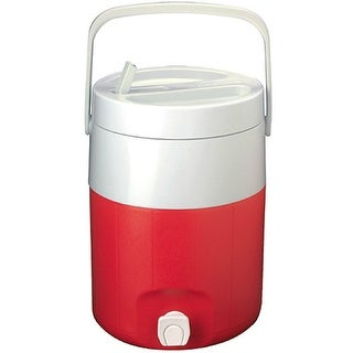 Coleman 3 Gallon Jug - Red 2 Gal Jug with Faucet - Blue
