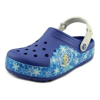 Crocs Crocslights Frozen Round Toe Synthetic Clogs