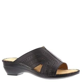 a25792dd4642 Buy Size 12 Slide Women s Sandals Online at Overstock.com