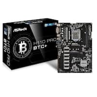 ASRock H110 Pro BTC+ 13GPU Mining Motherboard CryptoCurrency