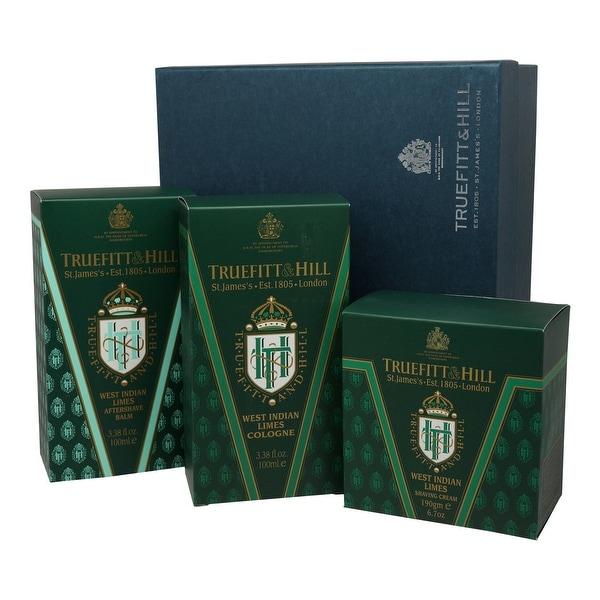 Truefitt & Hill Classic Gift Set (Limes)
