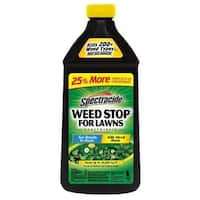 Spectracide HG-96631 Concentrate Weed Stop, Amine, 40 Oz