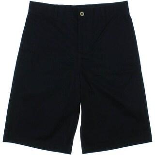 French Toast Boys Twill Khaki, Chino Shorts - 16