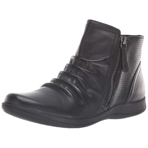Rockport Women's Daisey Panel Boot Ankle
