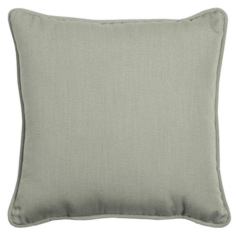 Arden Selections Oasis Indoor/Outdoor Throw Pillow