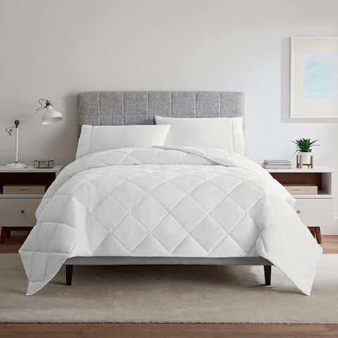Serta Air Dry Down Alternative Lightweight Comforter