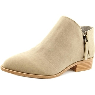 LFL Anchor Women  Pointed Toe Canvas  Ankle Boot