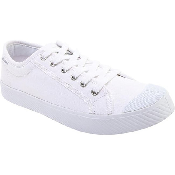 shop palladium pallaphoenix og cvs sneaker white canvas