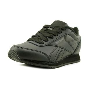 Reebok Classic Men Round Toe Leather Sneakers