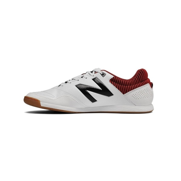 fd995ebcedf5a New Balance Mens Audazo 2.0 Leather Low Top Lace Up Soccer Sneaker - 7