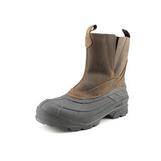 Kamik Dawson Men Round Toe Leather Snow Boot