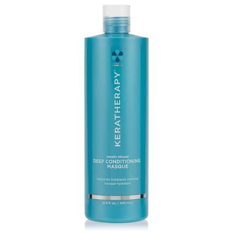 Keratherapy Keratin Infused Deep Conditioning 16-ounce Masque - Blue