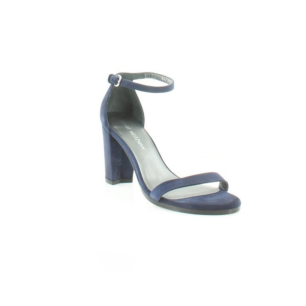 Stuart Weitzman Nearly Nude Women's Heels Blue