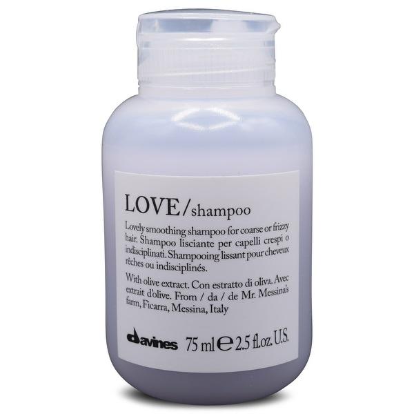 Davines Love Smooth Shampoo 2.5 Oz