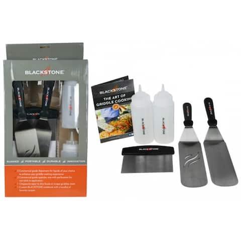 Blackstone 1542 Professional Grade Griddle Accessory Tool Kit