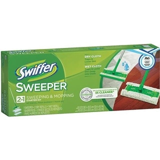 Procter & Gamble Swiffer Sweeper Kit 92815 Unit: EACH