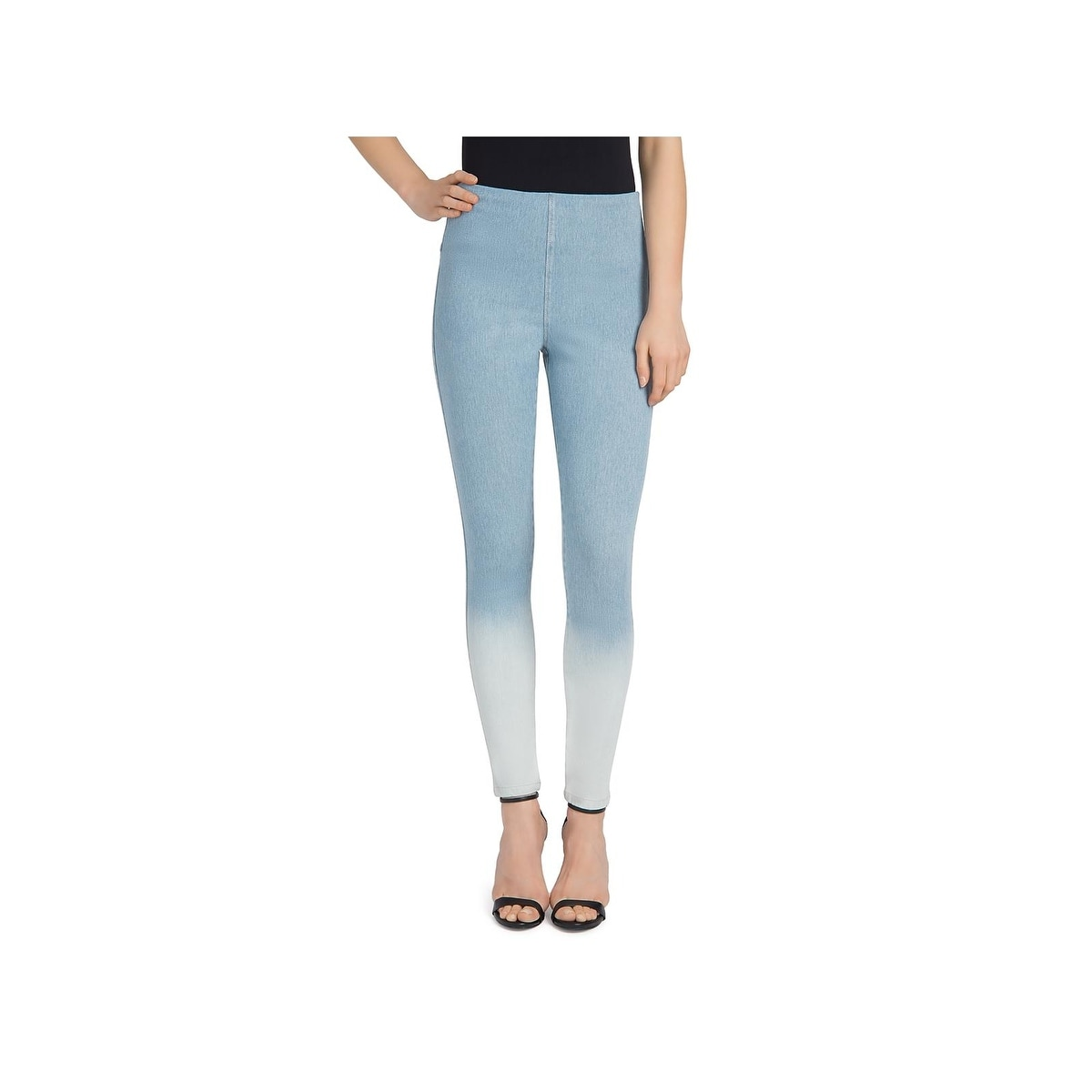 de2436b34f838 Shop Lysse Leggings Womens Jeggings High Rise Ombre - Free Shipping On  Orders Over $45 - Overstock - 27193624