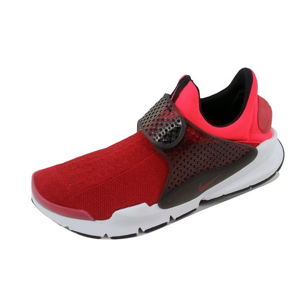 Nike Men's Sock Dart KJCRD Gym Red/Solar Red-Siren Red 819686-602