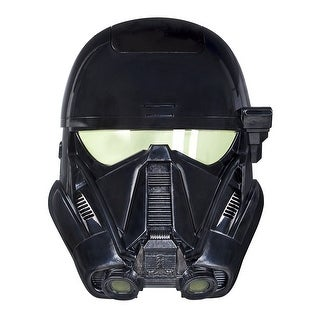 Star Wars Rogue One Imperial Death Trooper Voice Changer Mask - multi