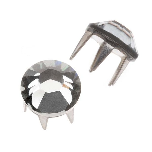 SWAROVSKI ELEMENTS Crystal Rose Pins SS20 Crystal (25)