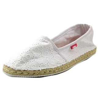 Rocket Dog Temple Round Toe Canvas Flats