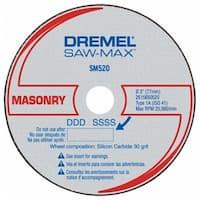 Dremel SM520C 3 in. Masonry Cut-Off Wheel
