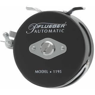 Pflueger Automatic Fly Fishing Reel|https://ak1.ostkcdn.com/images/products/is/images/direct/56458caad7f3190875a57eda2a92f62c3bce50d6/Pflueger-Automatic-Fly-Fishing-Reel.jpg?impolicy=medium
