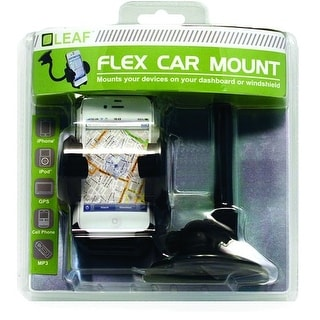 Universal Flex Car Mount Phone/GPS/MP3