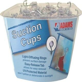 """Adams 6500-74-3848 medium Suction Cup Hook, 1-3/4"""""""