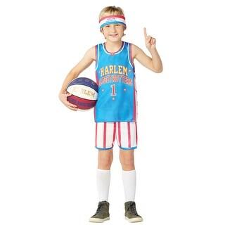 Teen Harlem Globetrotters Uniform Costume size 13-16 - teen (size 13-16)