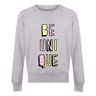 Be Unique - Youth Girls Slouchy Ft