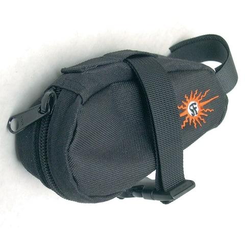 Soma vicente hemp seat bag black