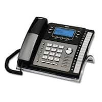 General Electric/RCA 25423RE1 Corded Phone w/ 4-Line Operation & 3-Way Conferencing