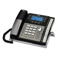 RCA ViSYS 25424RE1 RCA 4-Line EXP Speakerphone w/ CID