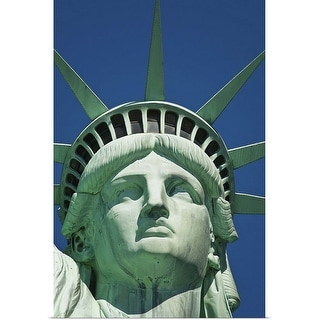 """Statue of Liberty"" Poster Print"