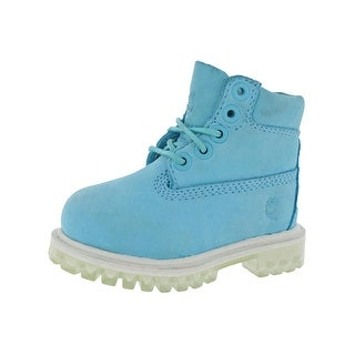 Timberland Girls Ankle Boots Breathable Waterproof