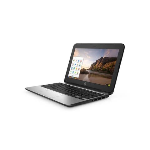 "HP Chromebook 11"" Laptop K4J86UA Intel 2GB RAM 16GB SSD Chrome OS"