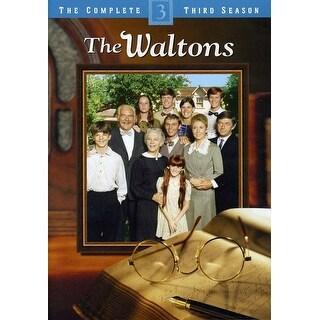 Waltons - Waltons: Season 3 [DVD]