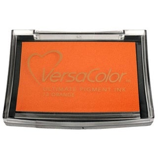 VersaColor Pigment Ink Pad Large Orange