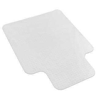 Mount-It! Clear Studded Office Chair Floor Protector - MI-7817