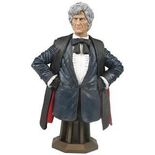 Titan Merchandise Doctor Who: Jon Pertwee As The Third Doctor Mini Bust
