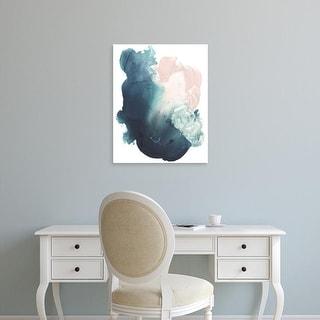 Easy Art Prints Jennifer Paxton Parker's 'Plunge I' Premium Canvas Art