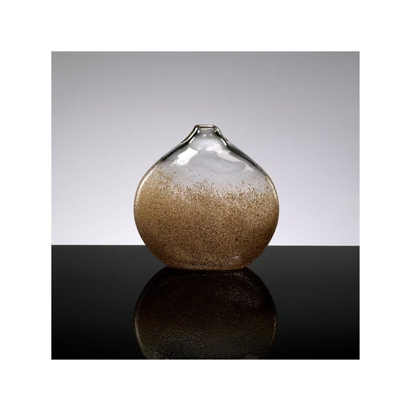 """Cyan Design 2173 8"""" Small Russet Vase - russet and gold dust - N/A"""