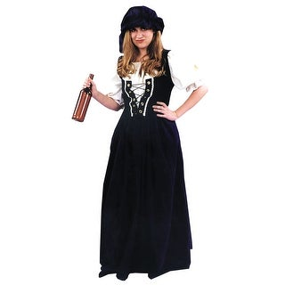 MA797 Morris Costumes Renaissance Skirt And Hat Set ,One Size