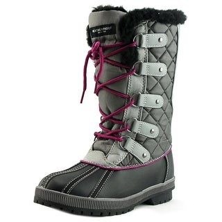 Weatherproof Gracie Round Toe Synthetic Winter Boot