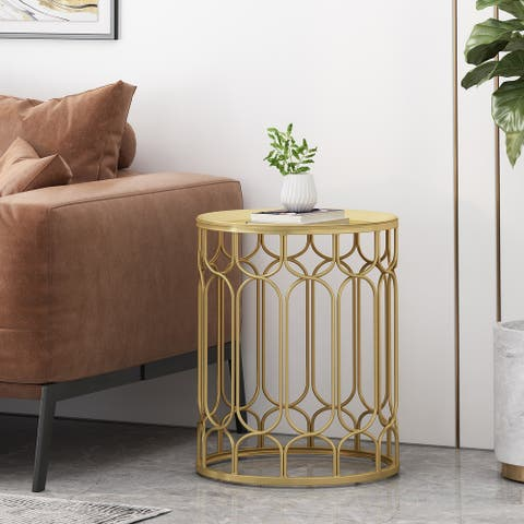 Biljon End Table by Christopher Knight Home