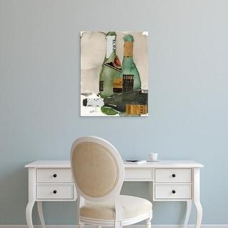 Easy Art Prints Samuel Dixon's 'After the Bubbly II' Premium Canvas Art
