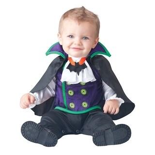 Toddler Cutie Count Vampire Halloween Costume