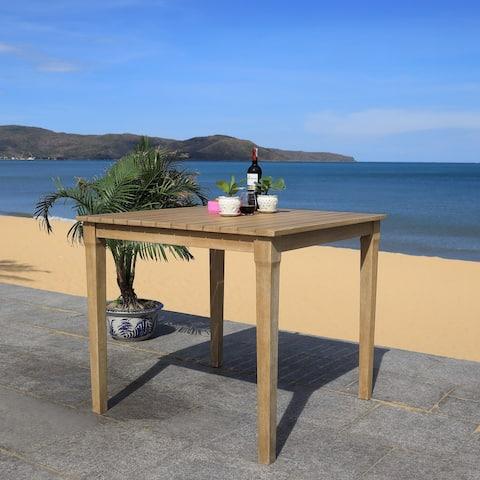 "Safavieh Couture San Salvador Patio Bar Table. - 44"" x 44"" x 38.6"""